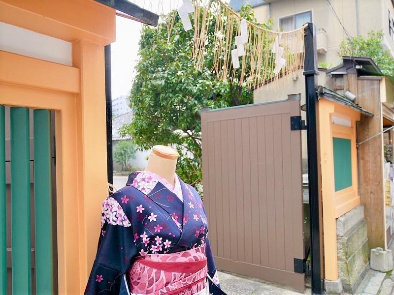 京都大神宮の参拝時間と駐車場