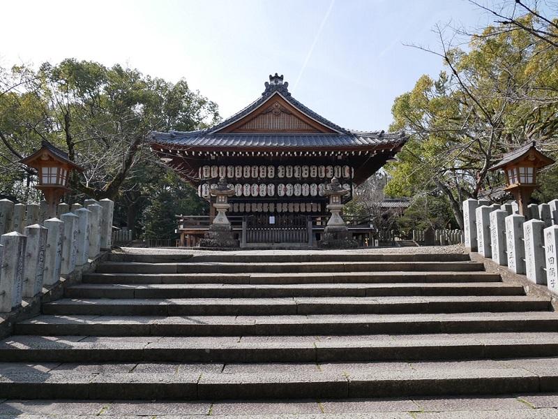 京都 向日神社のご利益と見どころ