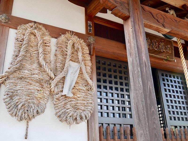 京都 乙訓寺 日限地蔵尊