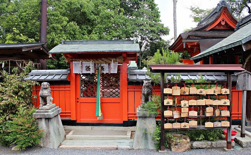 京都 福王子神社 本殿