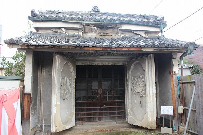 下御霊神社 神物寶庫