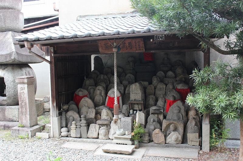 行願寺(革堂)百体地蔵尊