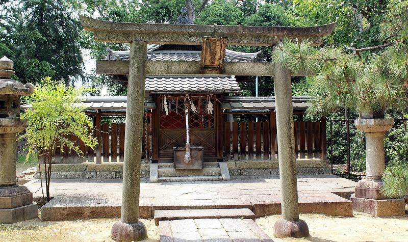 京都 御香宮神社 東照宮