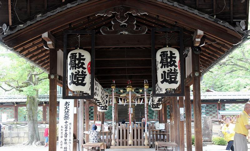 京都 御香宮神社 本殿