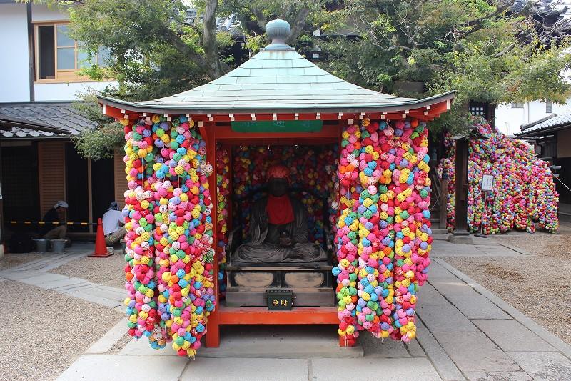 京都 金剛寺(八坂庚申堂) 融通尊