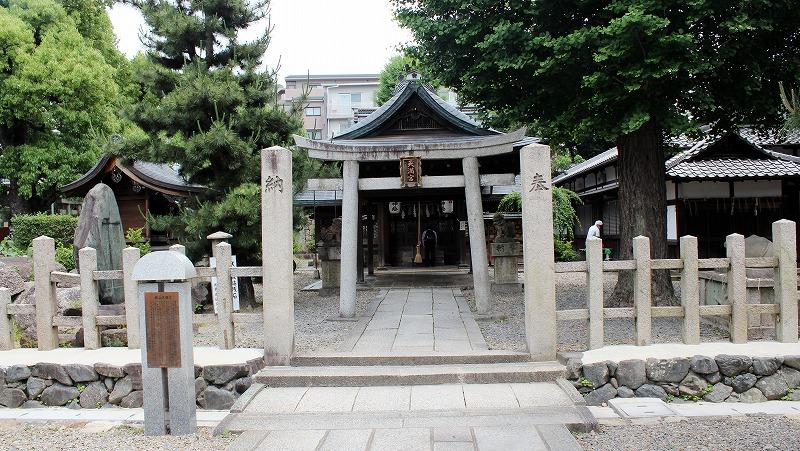 京都 御香宮神社 桃山天満宮