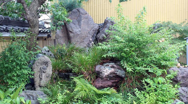 京都 大黒寺 石像