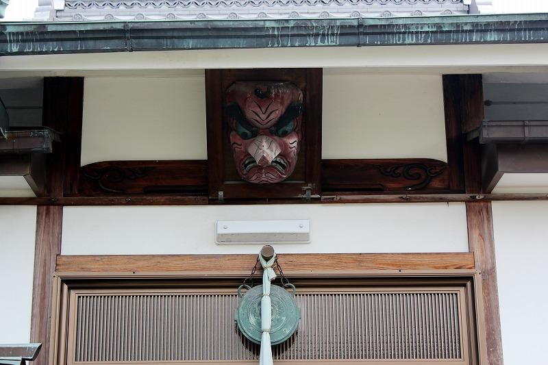 京都 宝福寺 金比羅堂(坐禅堂)