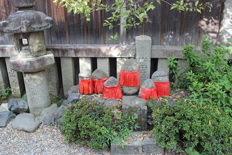 京都 金剛寺(八坂庚申堂)お地蔵さん