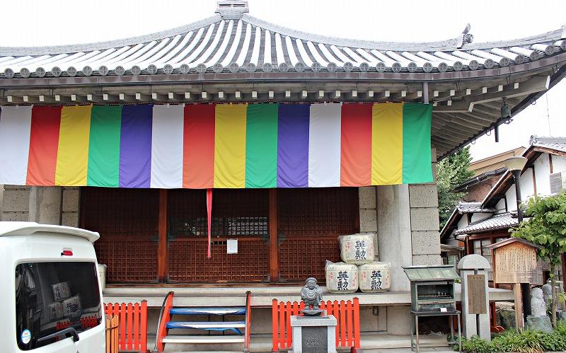 京都 大黒寺 本殿