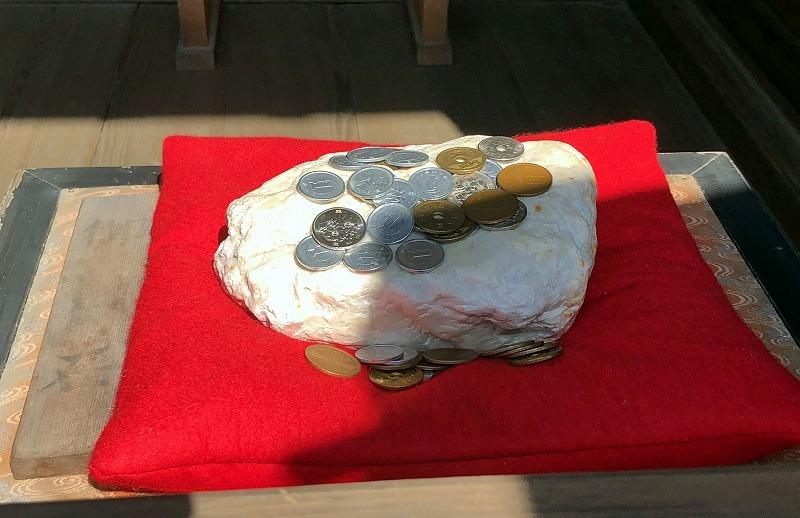 京都 河合神社 御白石