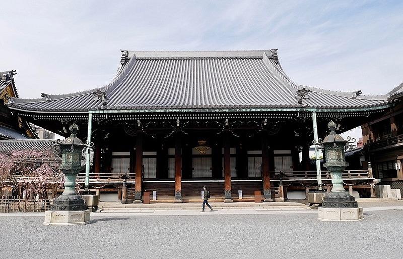 京都 佛光寺