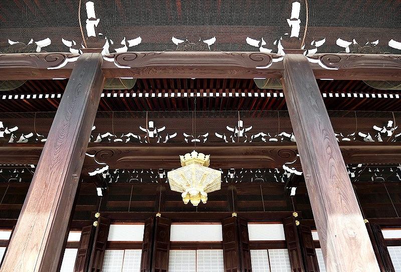 京都 佛光寺 大師堂