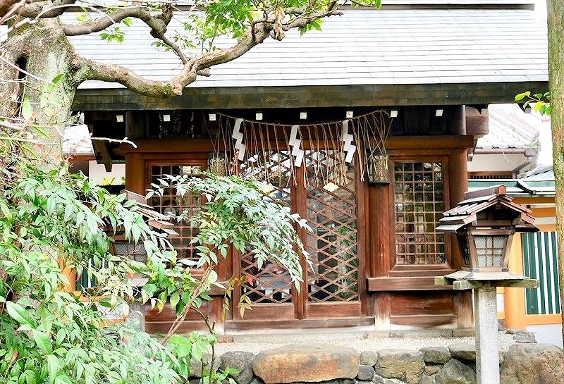 京都大神宮 祠