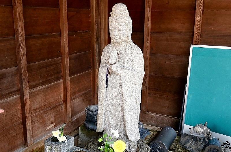 京都 本満寺 洗い浄行菩薩