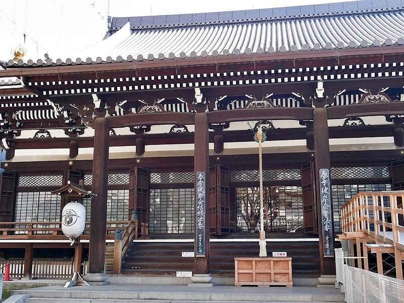 京都 本能寺 本堂