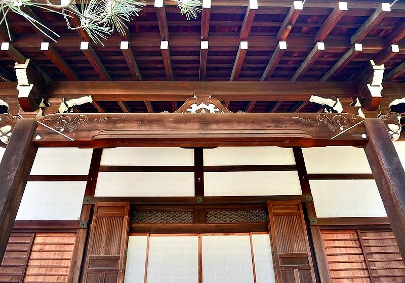 京都 宝蔵寺 本殿