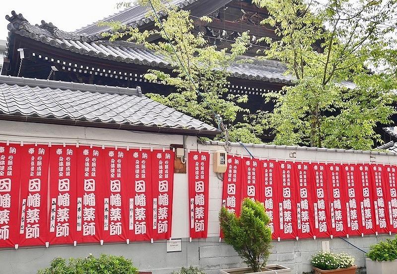 京都 佛光寺の見どころ